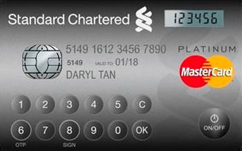 Standard Chartered MasterCard
