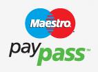 Maestro paypass logo